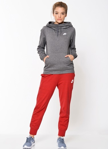 Kapüşonlu Sweatshirt-Nike